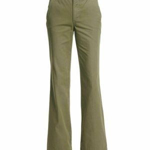Tory Burch Pants - NWT Tory Burch Agave Cotton Flare Trouser Pants